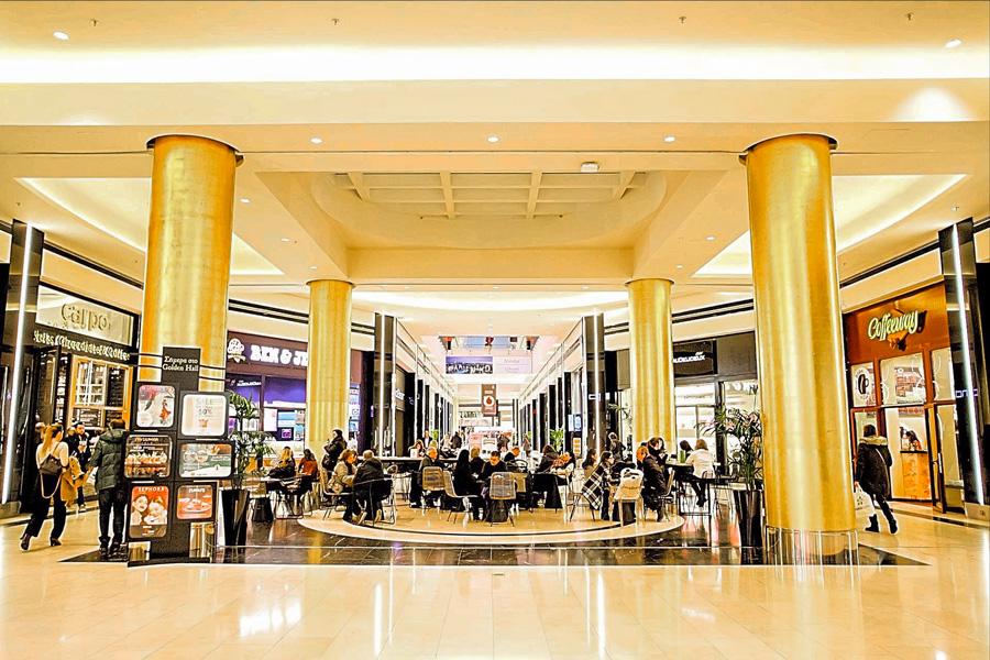 da941864275 Shopping-spree in Kolonaki, Golden Hall or Athens Mall ...