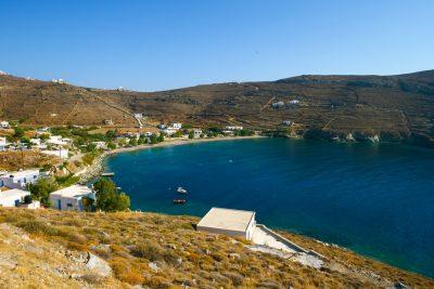 Boat trip to Kythnos