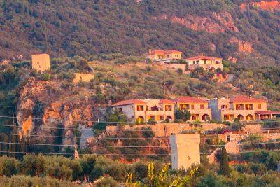 8-Day Trip to Peloponnes/Mani - Kardamili